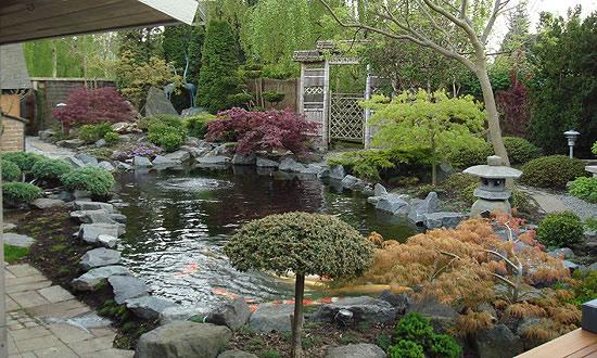 Japansk inspireret baghave